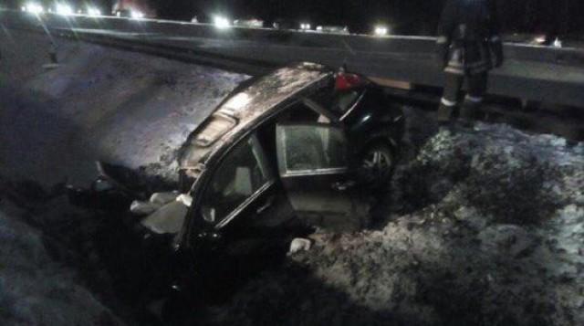 ВКалининграде две женщины чудом выжили после столкновения ихавтомобиля сэлектропоездом