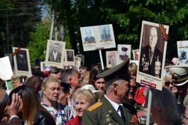"""«Чтобы сказать: """"Спасибо!""""»: как в микрорайоне им. Космодемьянского отпраздновали День Победы"""