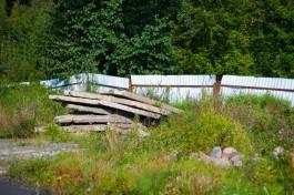 Рядом с кладбищем на въезде в Гурьевск разрешили построить пять жилых домов
