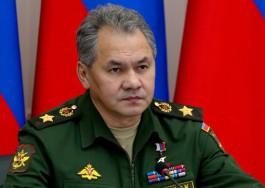 Шойгу заявил о новых поставках военной техники из-за угрозы на западном направлении