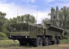 В Калининградской области начались учения ракетчиков с использованием «Искандеров»