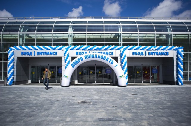 Счетная палата отыскала нарушения при реконструкции аэропорта Храброво