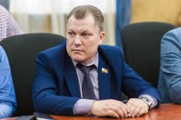 Утром скончался депутат областной Думы Валерий Корнилов