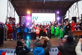 «Масштаб и настоящий футбольный азарт»: как прошёл «Зимний мяч АВТОТОР 2019» в Калининграде