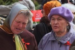 В России выросло число долгожителей