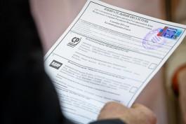 Калининградский избирком зарегистрировал первых кандидатов на выборы в Госдуму