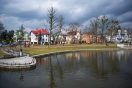 На выходных в Калининградской области потеплеет до +9°C