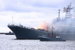 «Цветы, парад и фейерверк»: программа Дня ВМФ в Балтийске