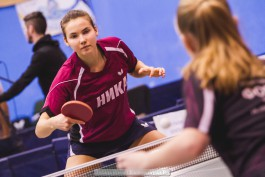 «Гегемония по-ленинградски»: в Калининграде прошёл чемпионат Северо-Запада по настольному теннису