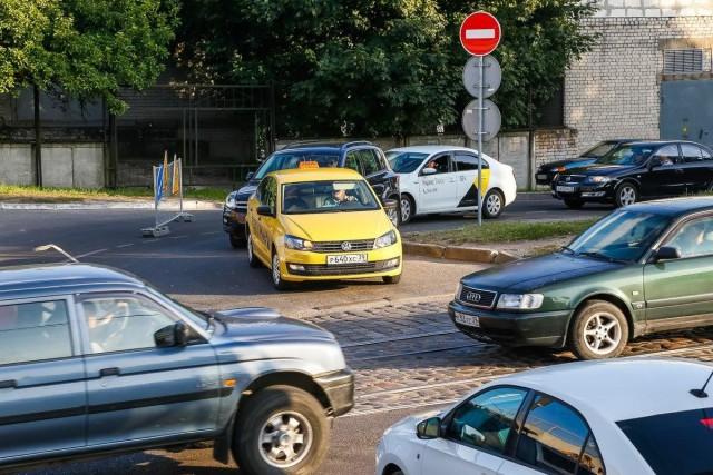 С 8 сентября в Калининградской области разрешат такси белого цвета