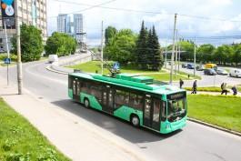 Глава Калининграда рассказал, почему троллейбусы и трамваи не ездят в новые микрорайоны