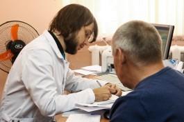 За неделю в регионе пострадали от укусов клещей 208 человек