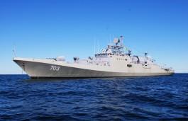 Индийские СМИ: Путин и Моди подпишут соглашение о строительстве фрегатов на заводе «Янтарь»