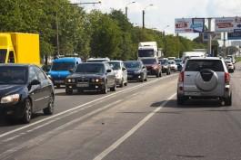 В Калининграде сузят проезжую часть на Московском проспекте для проведения ремонта