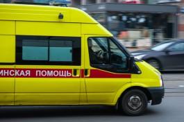За сутки на дорогах Калининграда сбили двух школьников