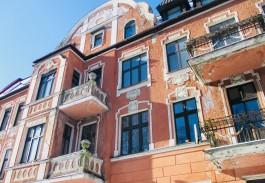 В 2018 году в Калининграде начнут ремонтировать исторический дом на улице Комсомольской