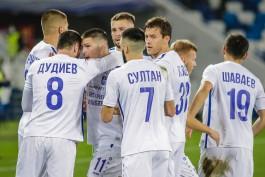 «Балтика» обыграла брянское «Динамо» в гостях