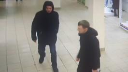 Полиция Калининграда разыскивает подозреваемых в краже рюкзака