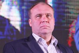 «Единая Россия» выдвинула Колесника на выборы в Облдуму