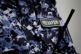 Росгвардейцы задержали в торговом центре в Калининграде мужчину, который оскорблял окружающих