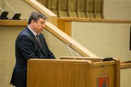 Министр обороны Литвы: Балтийские страны могут быть уверены в поддержке США
