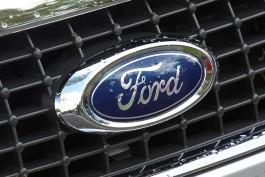 В Багратионовском округе «Форд» вылетел в кювет и опрокинулся: водитель скрылся
