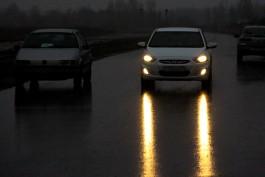 ГИБДД предупреждает автомобилистов о скрытой опасности на дорогах региона