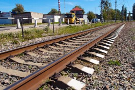 Перевозки пассажиров на Калининградской железной дороге в апреле сократились на 86%
