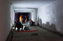 Власти рассчитывают достроить тоннель под Высоким мостом в Калининграде к середине марта