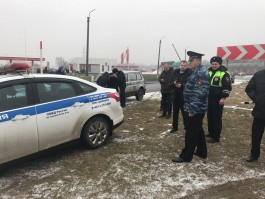 Приставы арестовали имущество на 100 тысяч рублей во время рейда на гурьевском кольце