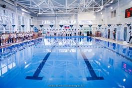 «Бесплатный полтинник»: в трёх бассейнах области прошёл третий фестиваль плавания