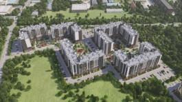 На улице Артиллерийской в Калининграде разрешили построить ещё два десятиэтажных дома