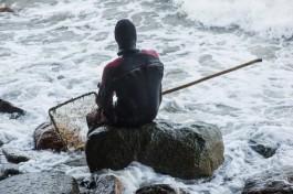 В Янтарном погиб ещё один ловец янтаря