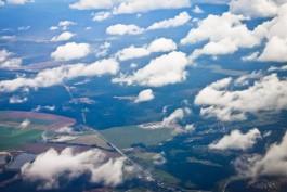 Лётчики Балтфлота отработали воздушный бой в небе над Калининградской областью