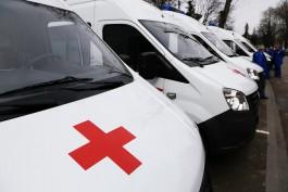 Главврач калининградской скорой помощи рассказал, как увеличилось количество вызовов из-за коронавируса