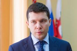 Алиханов: Отношения Калининградской области с Польшей даже немного лучше, чем с Литвой