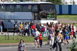 Калининград вошёл в первую пятёрку городов РФ для путешествий в 2017 году