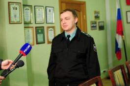 Буренков: Средняя зарплата судебных приставов в регионе — 26 тысяч рублей