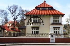 «Живой Кёнигсберг»: шесть прекрасных вилл Амалиенау — район проспекта Победы