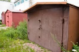 В Калининграде насчитали около 20 тысяч нелегальных гаражей