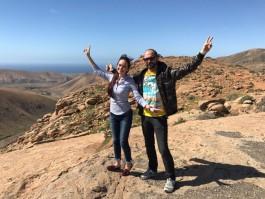 «Подорожники-13. Фуэртевентура»: Финка Пепе, Ахуй и Кардон