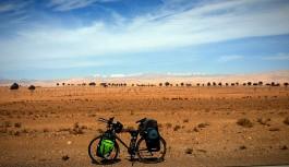 «По рафинированной Европе»: калининградец на велосипеде доехал до Марокко и чуть не остался там