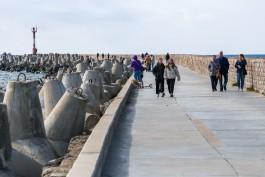 «Шикарный пляж и пустота»: как Балтийск встречает туристов