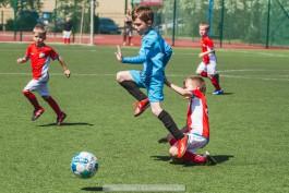 «Волна футбола»: в калининградском турнире сыграло 46 детских команд