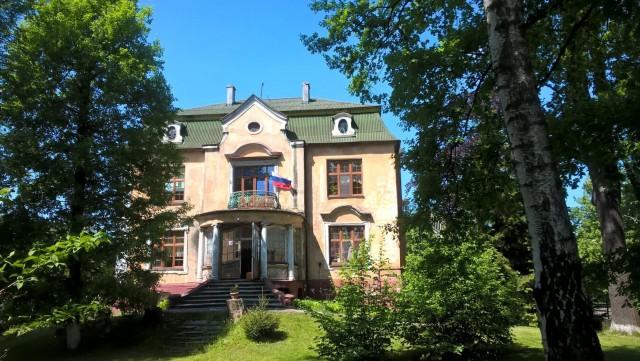 В Калининграде отреставрируют историческую виллу «Хонкамп» из «колонии Амалиенау» (фото)