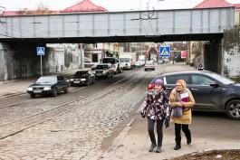 В Калининграде изменят схему движения в районе Южного вокзала