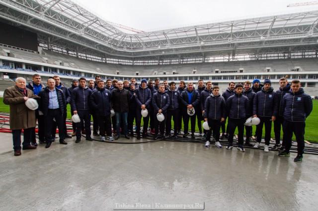 «Ротор-Волгоград»: Стадион ЧМ-2018 «Калининград» откроется 17марта матчем «Балтика»