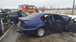 Пострадавшего в смертельном ДТП на трассе Гусев — Нестеров ребёнка доставили в больницу на попутке
