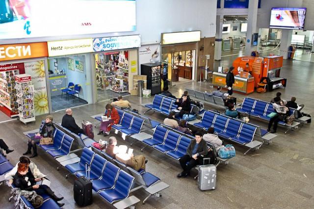 Ваэропорту Калининграда снят срейса житель Украинского государства