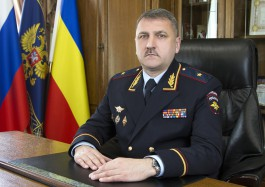 Нового начальника УМВД по Калининградской области представили личному составу